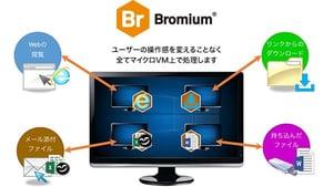 インターネット分離・Web分離をアプリで 次世代エンドポイントプロテクション Bromium Secure Platform