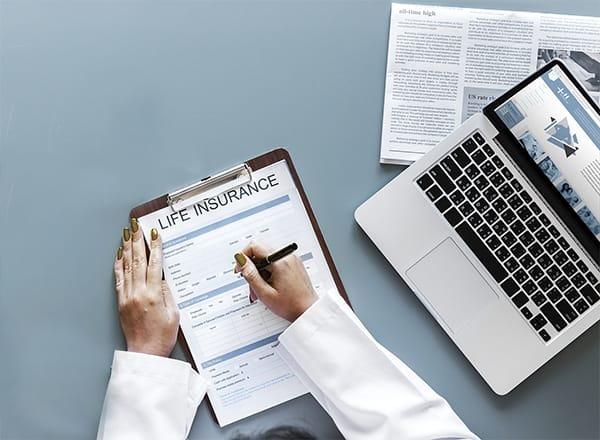 生命保険会社向け募集代理店自己点検ソリューション
