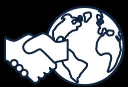 経営層・グループ会社・グローバルの子会社との情報共有